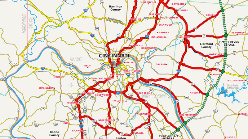 Cincy Eastern Bypass Greater Cincinnati S Best Transportation Value